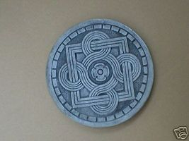 "14"" Celtic Stepping Stone Garden Mold - Buy Three 14"" Molds - Get 1 More Free! image 4"