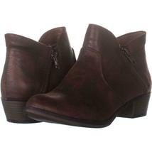 Jewel Badgley Mischka Morley Ankle Strap Heels 880, Gold Metal , 11 US - €26,55 EUR