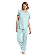 Vanity Fair Women's Coloratura Sleepwear Short Sleeve Pajama Set 90107 - $19.79+