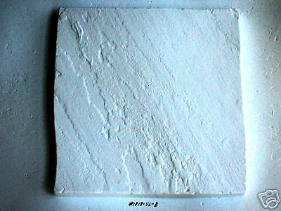 "Slate Stepping Stone Square Mold #1818SL-B Make Natural Concrete 18""x18""x1-3/4"""