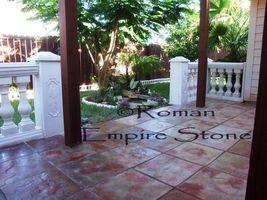 "#1818SL-B Slate Stepping Stone Square Mold Make Natural Concrete 18""x18""x1-3/4""  image 4"