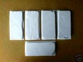 "Antique Brick Veneer Molds 10 ea 9x4"" Make 100s #923 Bricks Walls Floors... - $37.99"
