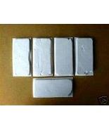 """Antique Brick Veneer Molds 10 ea 9x4"""" Make 100s #923 Bricks Walls Floors... - $37.99"""