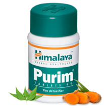 Himalaya Purim - symptomatic relief from skin allergies - 60 Tablets - $16.34