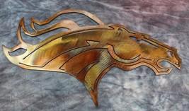 Denver Broncos Metal Wall Art - $29.69