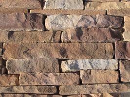#ODF-01 Drystack Flat Faced Molds (12) Craft 100s Of Natural Cement Stone Veneer image 2