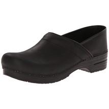 NWT DANSKO Men's Narrow Professional Clog Slip On Comfort Shoes Black 212020202 - $120.00+