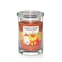 Yankee Candle Autumn Trio Large 2-Wick Tumbler Candle - $16.63