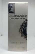 EAUDEMOISELLE DE GIVENCHY 3.3oz EAU DE TOILETTE WOMEN New Sealed In Box ... - $85.90