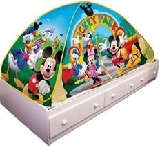 Playhut Mickey Mouse Club House Bed Tent Playhouse Kids Children Bedroom... - $23.42