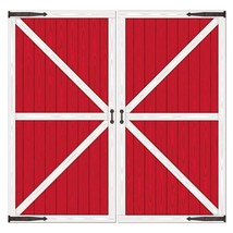 Beistle 52068 Barn Door Props Party Item - $22.06 CAD