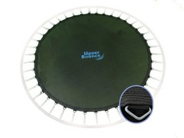 Trampoline Replacement Jumping Mat, fits for 8 FT. Round Frames with 56 V-Rings,