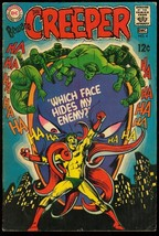 BEWARE THE CREEPER #4-DC SILVER AGE-1968-DITKO COVER VG - $15.76