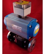 Pneumatic Actuator AT 301 STARLINE FORGED STEEL 3 WAY VALVE UNIT - $284.05