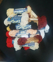 Caron Cotton Terry Knit Crochet Crafts Vintage Yarn Various Colors You choose - $4.00