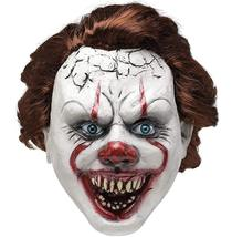 Halloween Creepy Scary/Fancy Dress Costume Mask for Adults, Eco-Friendly - $26.99
