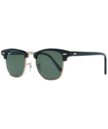 Ray-Ban Clubmaster Original Unisex Sunglasses RB3016 901/58 49 - $175.00