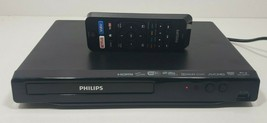 Philips Blu-Ray Disc Player BDP2501 with  Remote.. Tested image 1