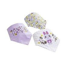 Baby's Gift Lovley 3Pcs Adjustable Baby Neckerchief/Saliva Towel