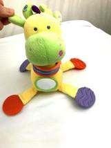 Kids Preferred Healthy Baby Asthma Allergy Friendly Developmental Giraffe Toy - $9.00