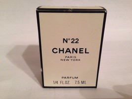 RARE Chanel Gardenia Pure perfume 0.25oz/ 7.5 ml - $143.55