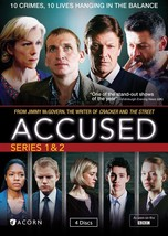 Accused Complete Series 1 2 Series DVD Set Collection TV Show Episode Se... - $49.49