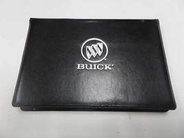01 Buick Regal Owners Manual - $19.80