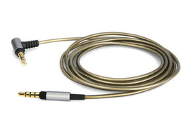 Silver Plated Audio Cable For Sony WH-CH700N MDR-H600A H910N XB900N Headphones - $15.83