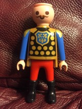 Playmobil geobra Pals Figure Castle Brave Knight - $9.50