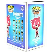 Funko Pop! Games Fortnite Cuddle Team Leader #430 Vinyl Action Figure NIB image 4