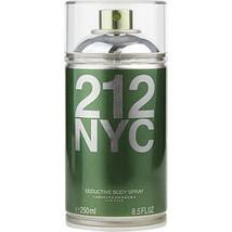 212 By Carolina Herrera Body Spray 8.5 Oz - $45.00