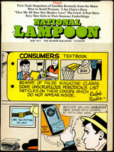National Lampoon #38, May 1973 - Fraud issue, Monopoly Cheating Kit - $12.00