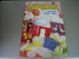 Annie's Pattern Club Newsletter Booklet #37 - A Dream Come True! - Feb/M... - $5.93