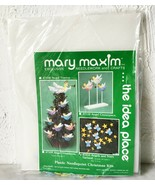 Mary Maxim Angels and Stars Needlepoint Christmas Garland  - $18.95