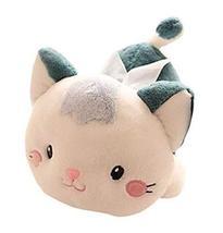 Plush Doll for Kids Naught Cat Plush Toy Stuffed Gift (H)30CM - $17.12
