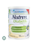 5x800g ORIGINAL NESTLE NUTREN DIABETIK POWDER COMPLETE NUTRITION VANILLA... - $300.50