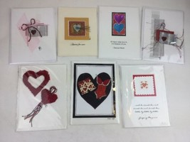 Lot of 7 Constance Kay Handmade Artist Greeting Cards New With Envelopes - $18.69