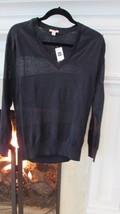 GAP Navy Blue V-Neck Sweater Sz XS $39.95 - $19.80