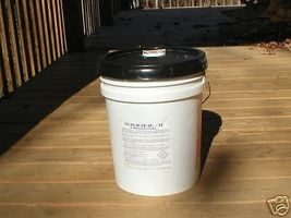 Concrete Sealer Gloss 5 Gal. Cement Tile, Plaster Stone Grout More, Acrylic Base image 1