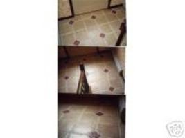 """Slate Texture Tile Molds (6) Make 100s 12"""" Dot Cut Concrete Floor Tile $0.30 EA image 3"""
