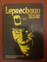 Leprechaun Pot of Gore Collection Box Set DVD image 1
