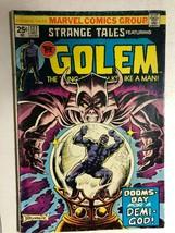 Strange Tales #177 The Golem (1974) Marvel Comics Vg+ - $10.88