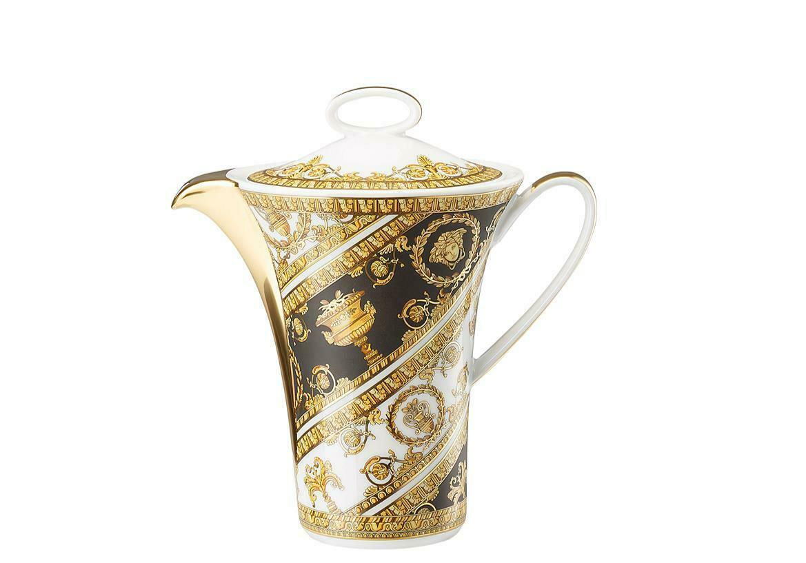 Versace by Rosenthal Home I Love Baroque Creamer 3/2 Pcs.Porcelain Made in Italy - $364.30
