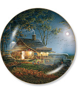 Autumn Traditions Collector Plate by Terry Redlin - $34.95