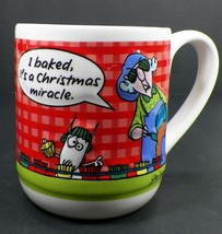 LARGE 3D MAXINE COMIC STRIP BAKING COFFEE MUG CUP - $9.99
