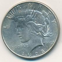 1928-S PEACE SILVER DOLLAR-BEAUTIFUL UNCIRCULATED DOLLAR-SHIPS FREE! INV:5 - $159.95
