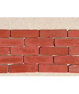 "60 Molds + Supply Kit to Craft Custom 8""x2.5"" Antique Brick Veneer For $... - $347.99"
