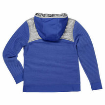 NEW!! Gerry Youth Kid's Larkspur Full Zip Ribbed Hooded Jacket  image 2