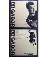 Canada post-punk/powerpop B.B. GABOR s/t 1980 Anthem LP - $8.99