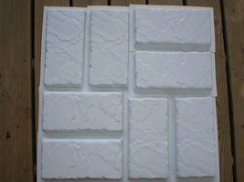 "12 Brick Patio Paver Molds & Supply Kit Make 100s 6""x12"" Brick Pavers or Tiles  image 2"